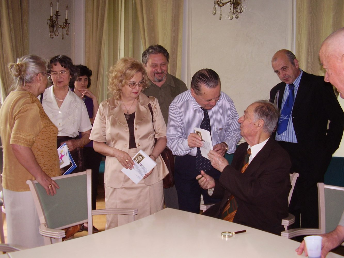 Lansarea volumului -Descoperirea Asiei. Memoriile unui diplomat de carieră al României