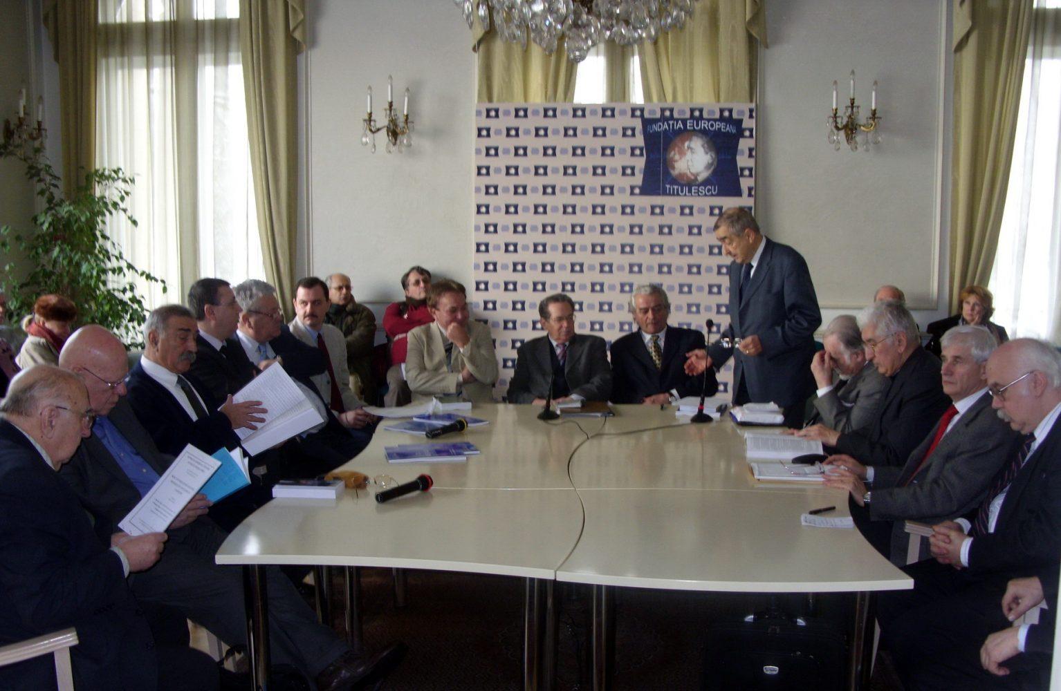 Noi contribuţii privind istoria modernă şi contemporană a României