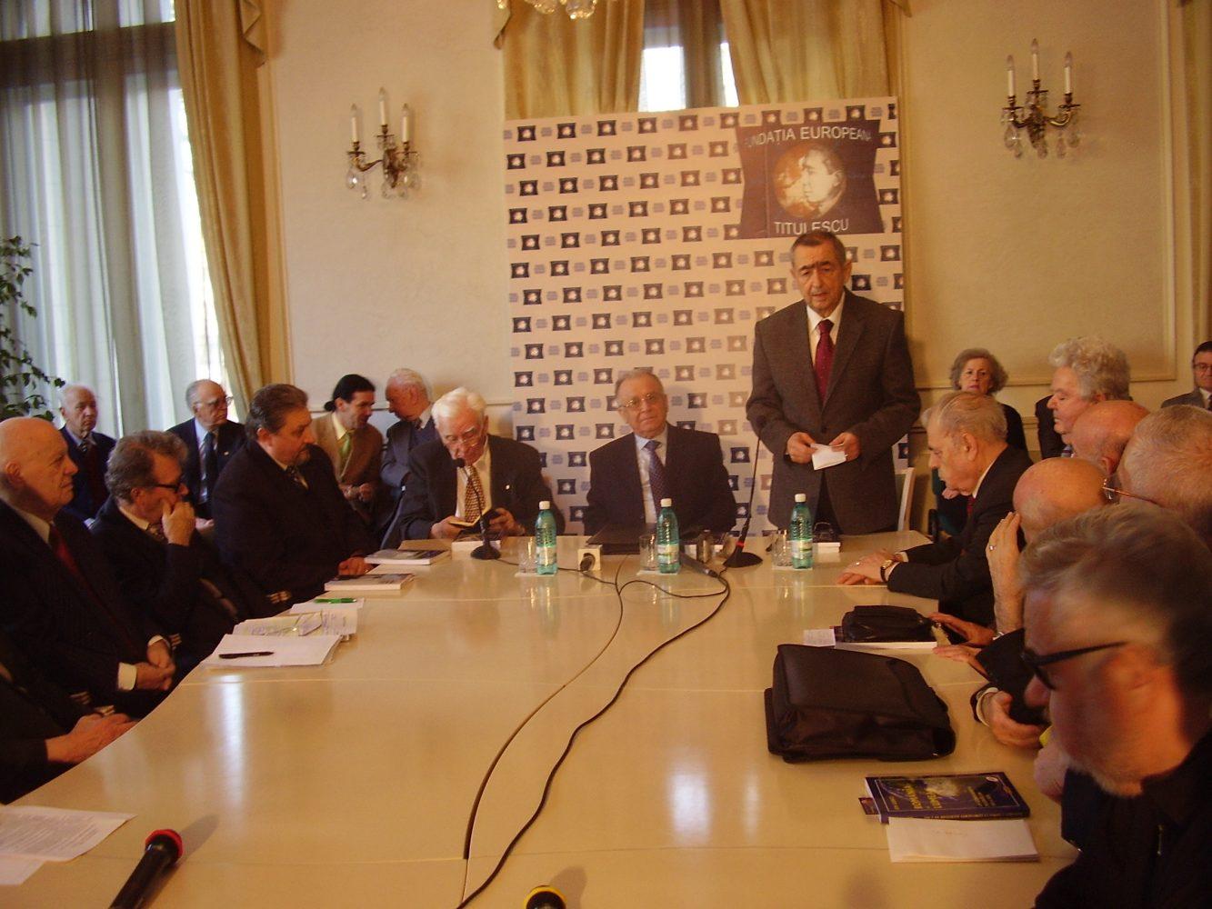 România şi lumea la confluenţa secolelor XX şi XXI