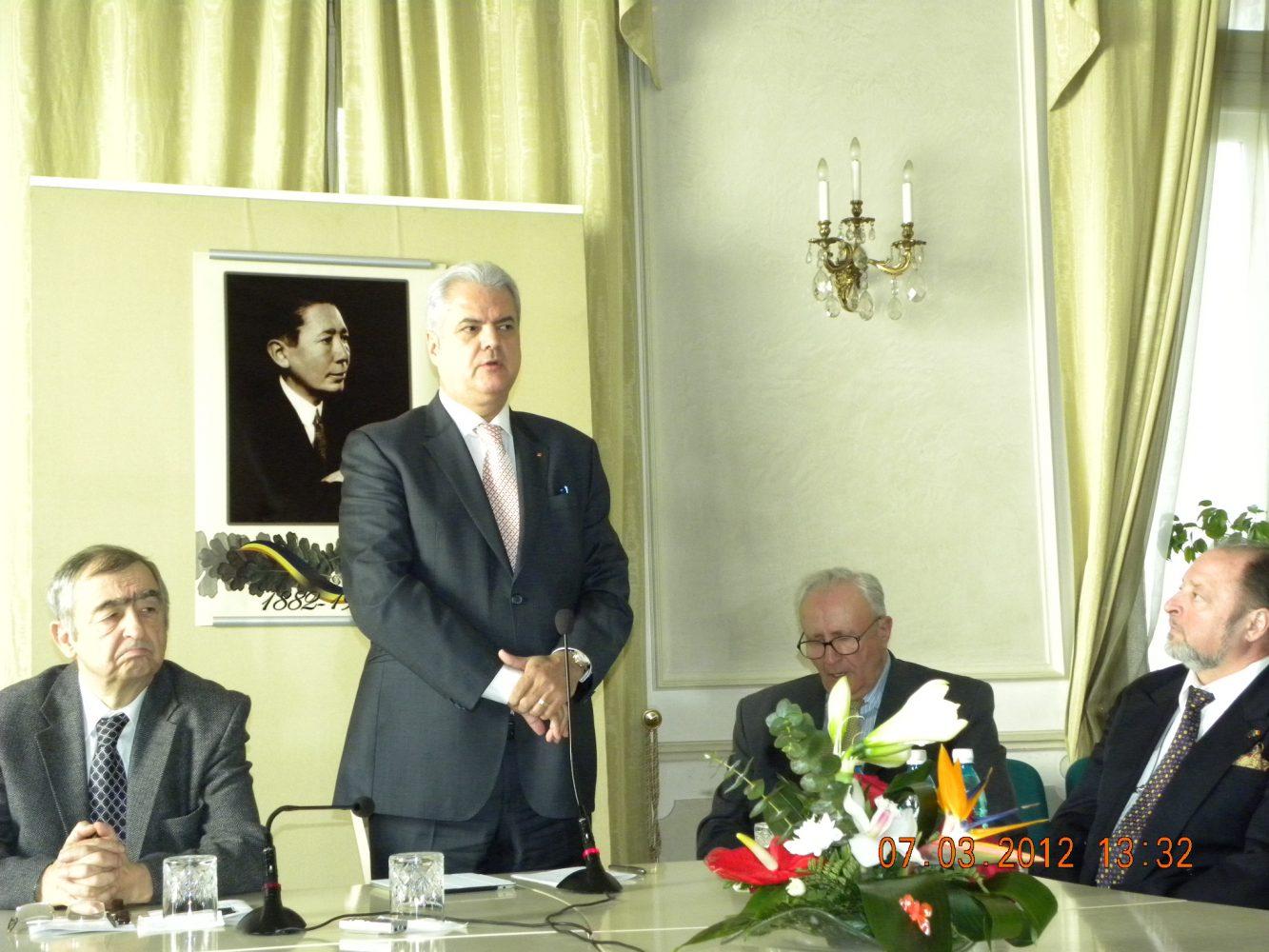 In memoriam Nicolae Titulescu. 20 de ani de la readucerea sa Acasă