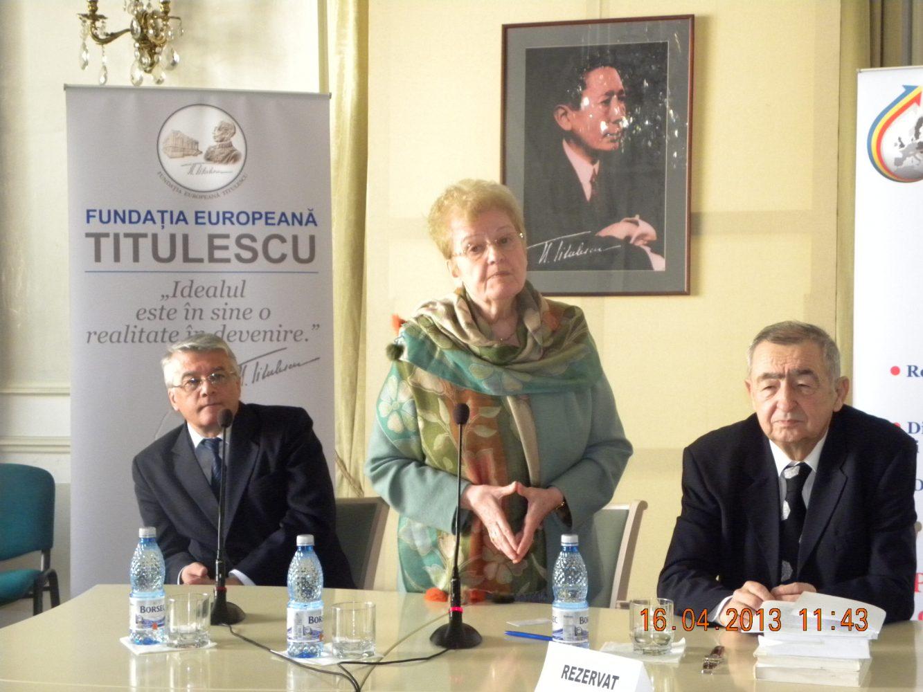 """Lansarea volumului """"Victor Slăvescu – Note şi însemnări zilnice. Volumul III (1 ianuarie 1940–31 decembrie 1944)"""""""
