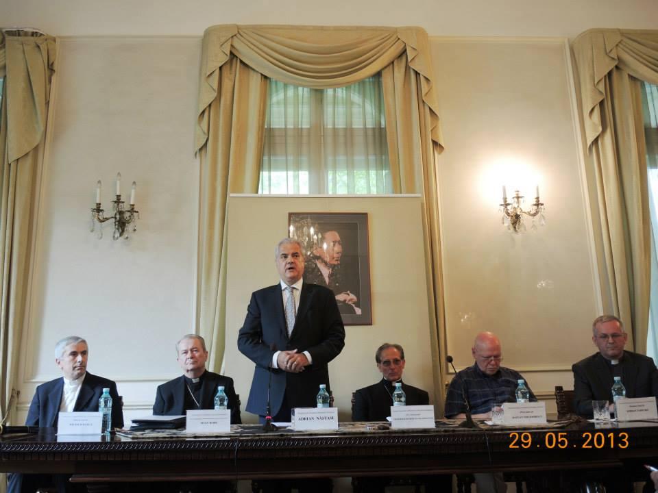 Relaţiile României cu Vaticanul – Concordatul