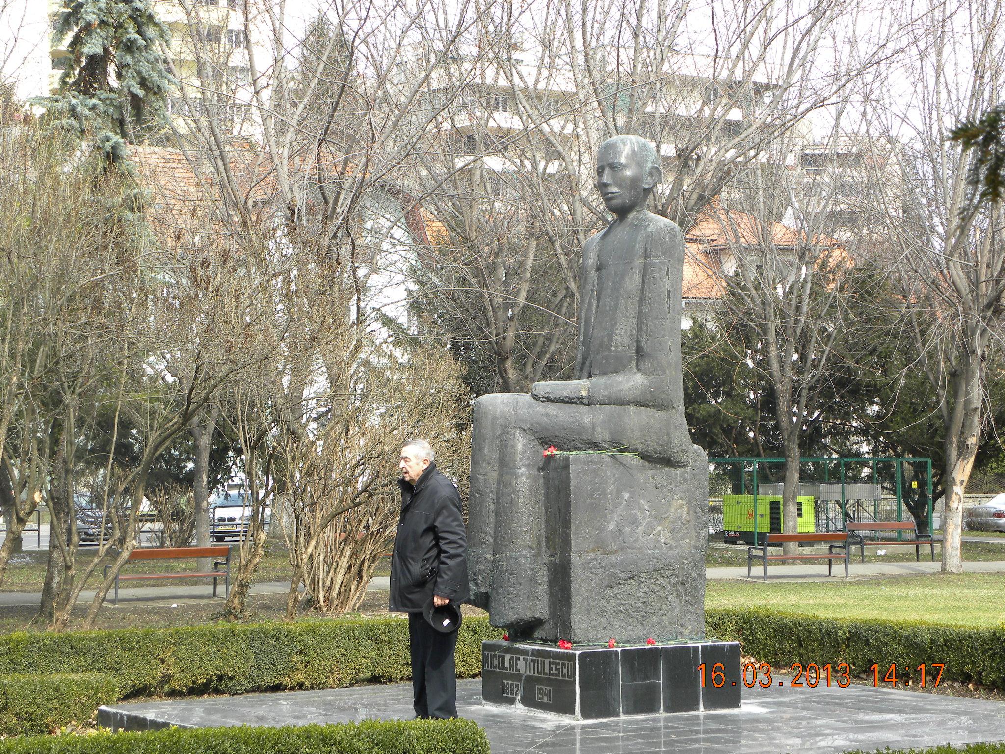 Comemorarea lui Nicolae Titulescu – Șcheii Brașovului