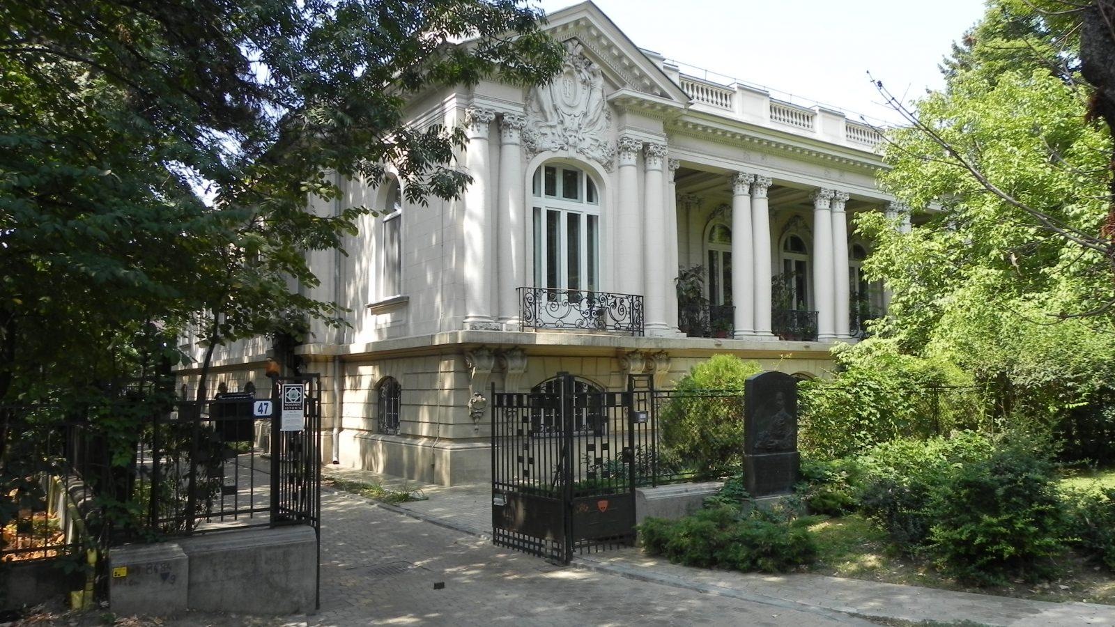 Casa Titulescu – o posibilă locaţie pentru evenimentele dumneavoastră