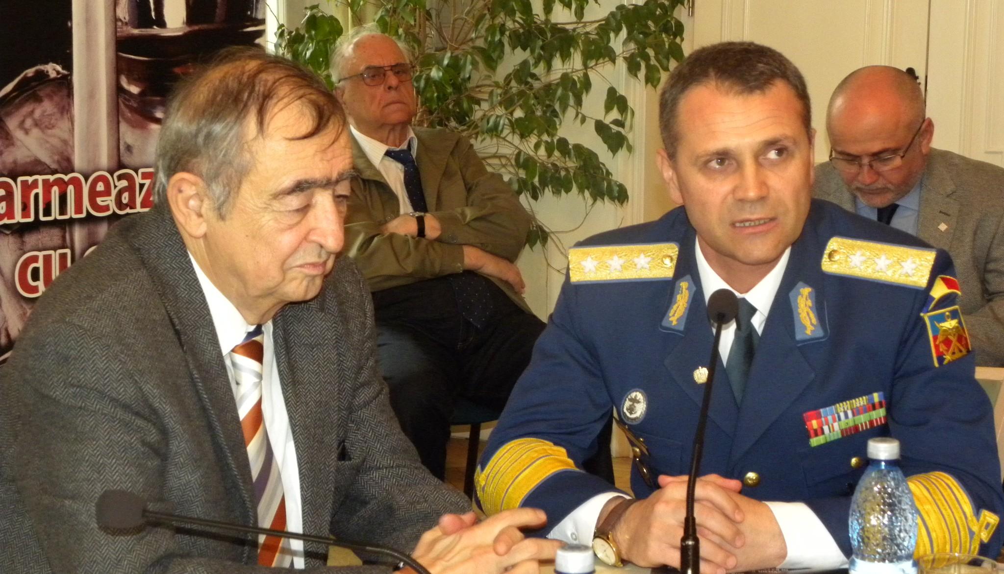 Noi cercetări privind locul şi rolul structurilor militare în acţiunea externă a României