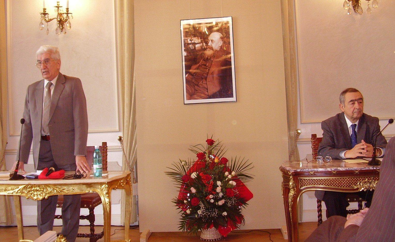 Comemorarea a 70 de ani de la moartea lui Iorga. Spirit universal şi durată românească. Moştenirea geniului