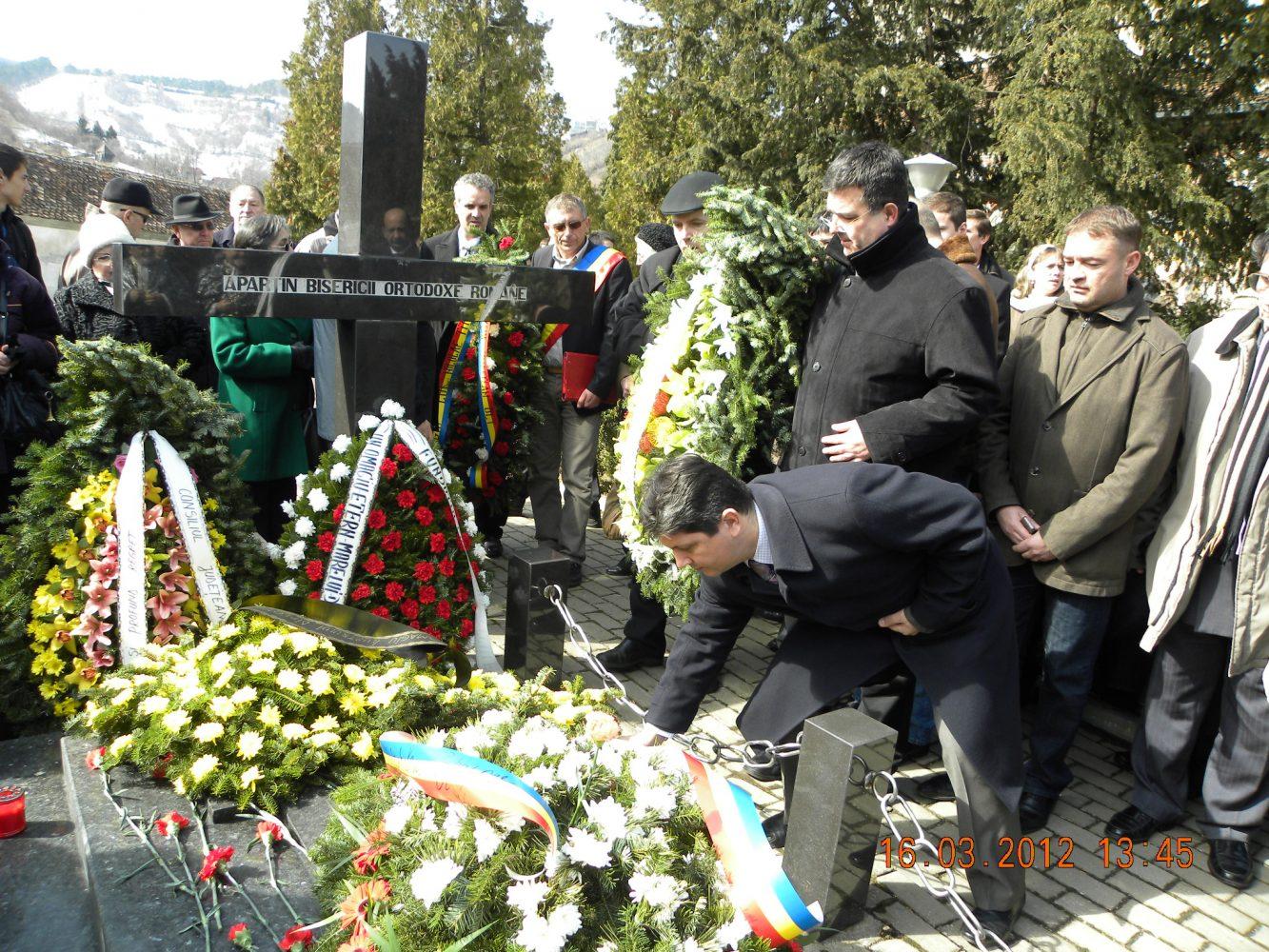 Comemorarea lui Nicolae Titulescu la Brașov