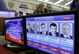 Radiografia alegerilor prezidenţiale din Rusia. Un punct de vedere echilibrat. De la promisiuni la perspective – vocile Puterii, vocile Opoziţiei. Diversitatea reacţiilor externe. Rezultatul alegerilor şi consecinţe pe plan regional şi internaţional