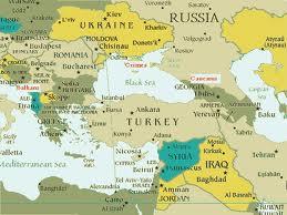 Balcanii și regiunea Mării Negre