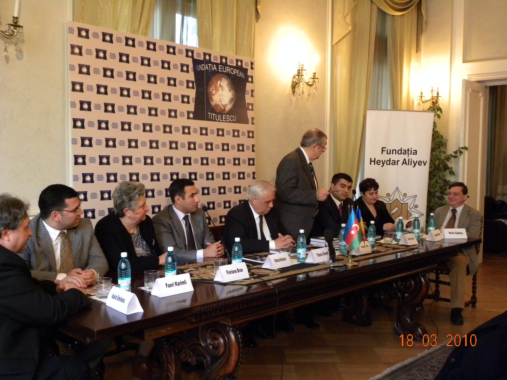 Rolul geopolitic al Republicii Azerbaidjan pe axa ponto-caspică
