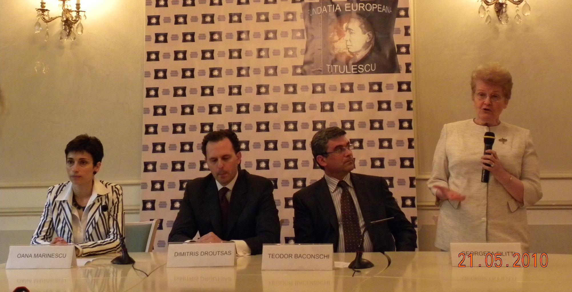 130 de ani de la stabilirea relaţiilor diplomatice dintre România şi Republica Elenă