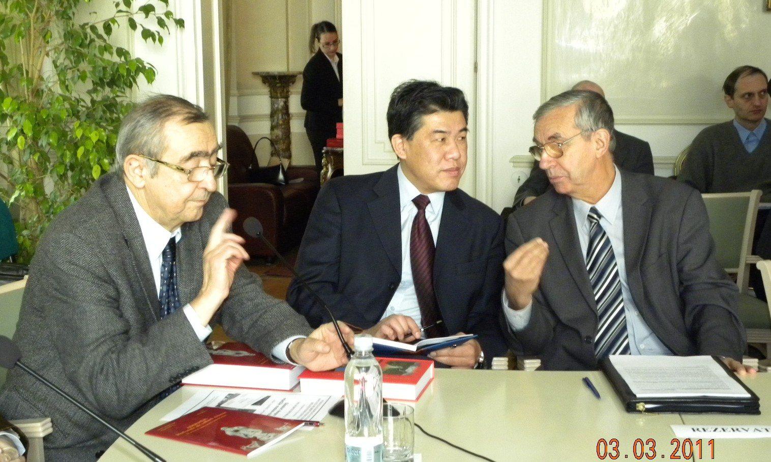 Gânduri despre relaţiile româno-chineze. Valori, realităţi, perspective