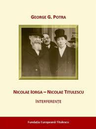 """Lansarea volumelor """"Nicolae Iorga–Nicolae Titulescu. Interferenţe"""" şi """"Pro şi contra Titulescu"""", Râmnicu Vâlcea"""