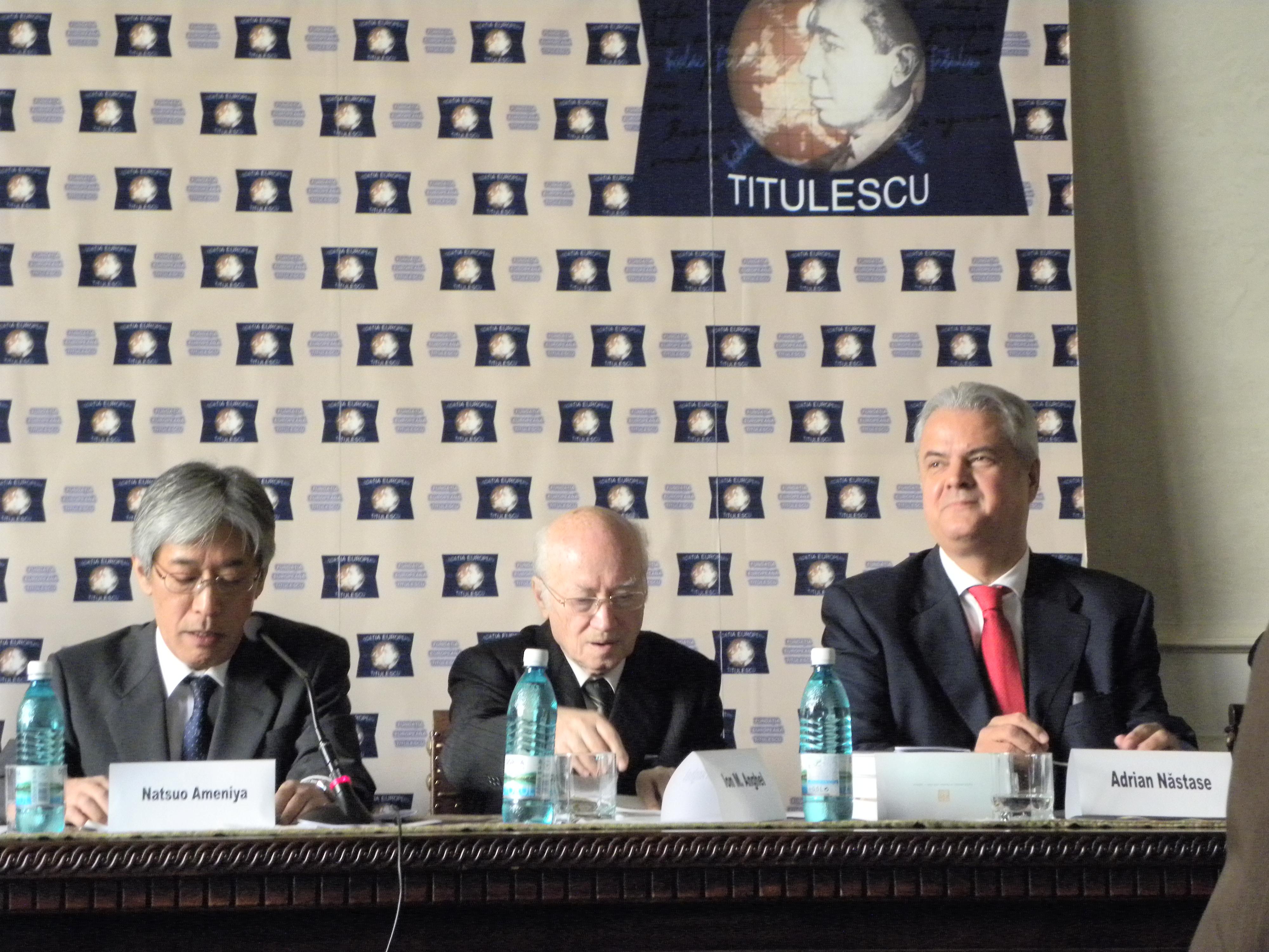 50 de ani de la restabilirea relaţiilor diplomatice între România şi Japonia