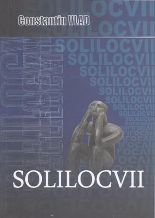 """Lansarea volumului """"Solilocvii"""", de Constantin Vlad"""
