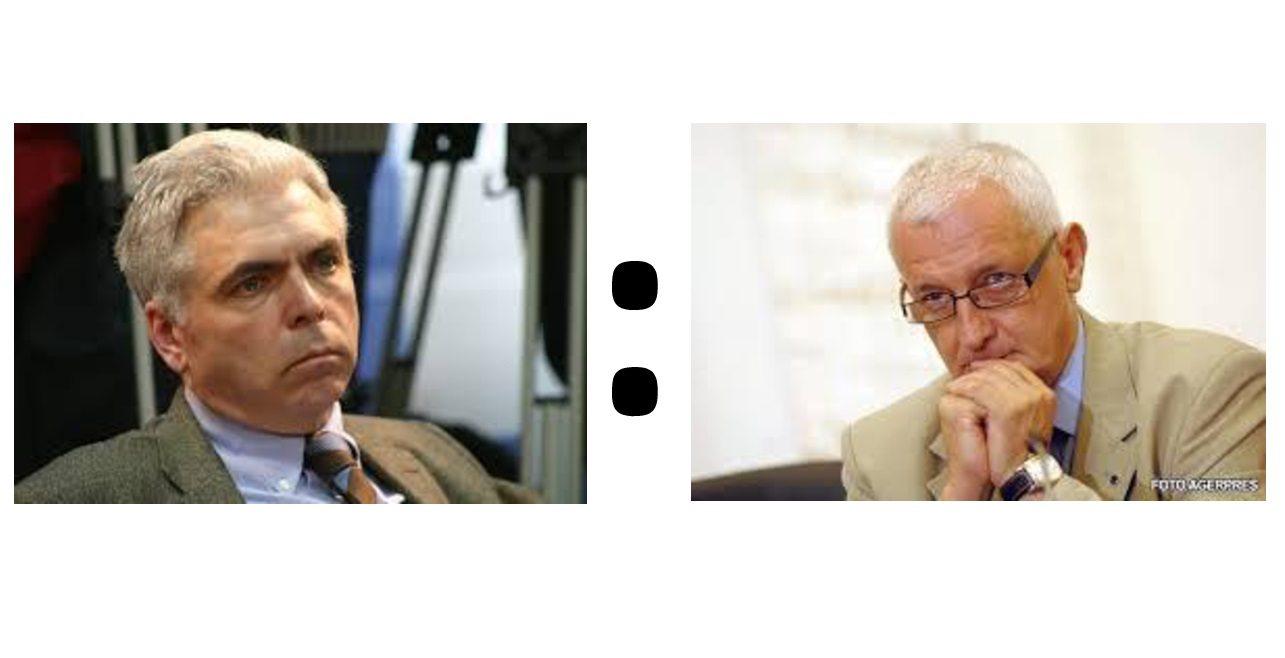 """Adrian Severin şi Gyorgy Frunda într-o dezbatere 1:1 – """"Minorităţile naţionale – monedă de schimb în diplomaţia internaţională?"""""""