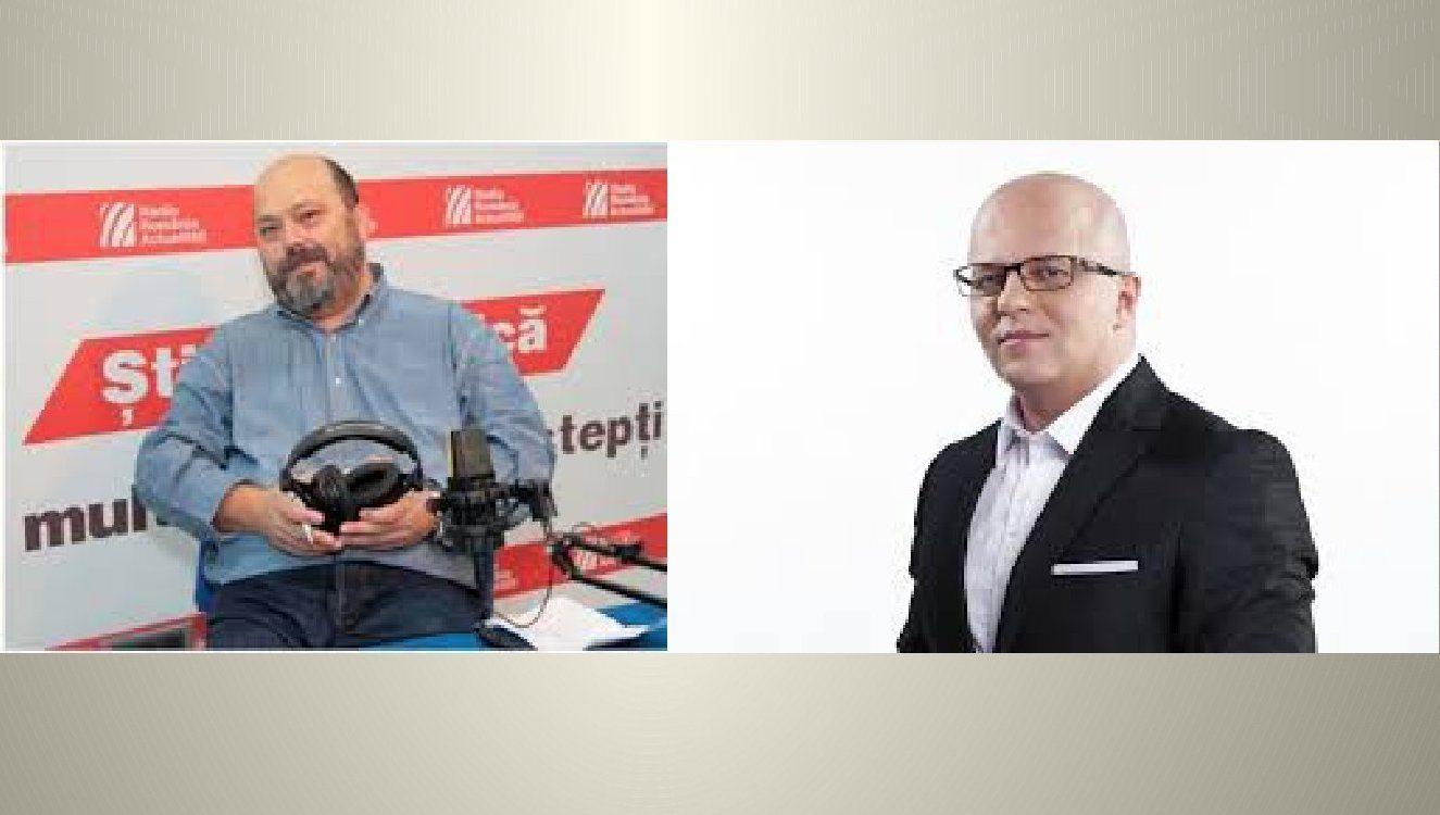 """Dan Preda, director Radio România Actualităţi, şi Adrian Ursu, realizator Antena 3 – primii invitaţi ai FET în cadrul proiectului """"Covering Foreign Policy"""""""