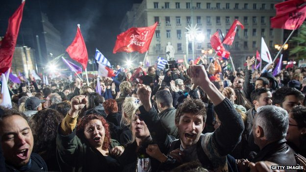 Grecia – Ce fel de schimbare?