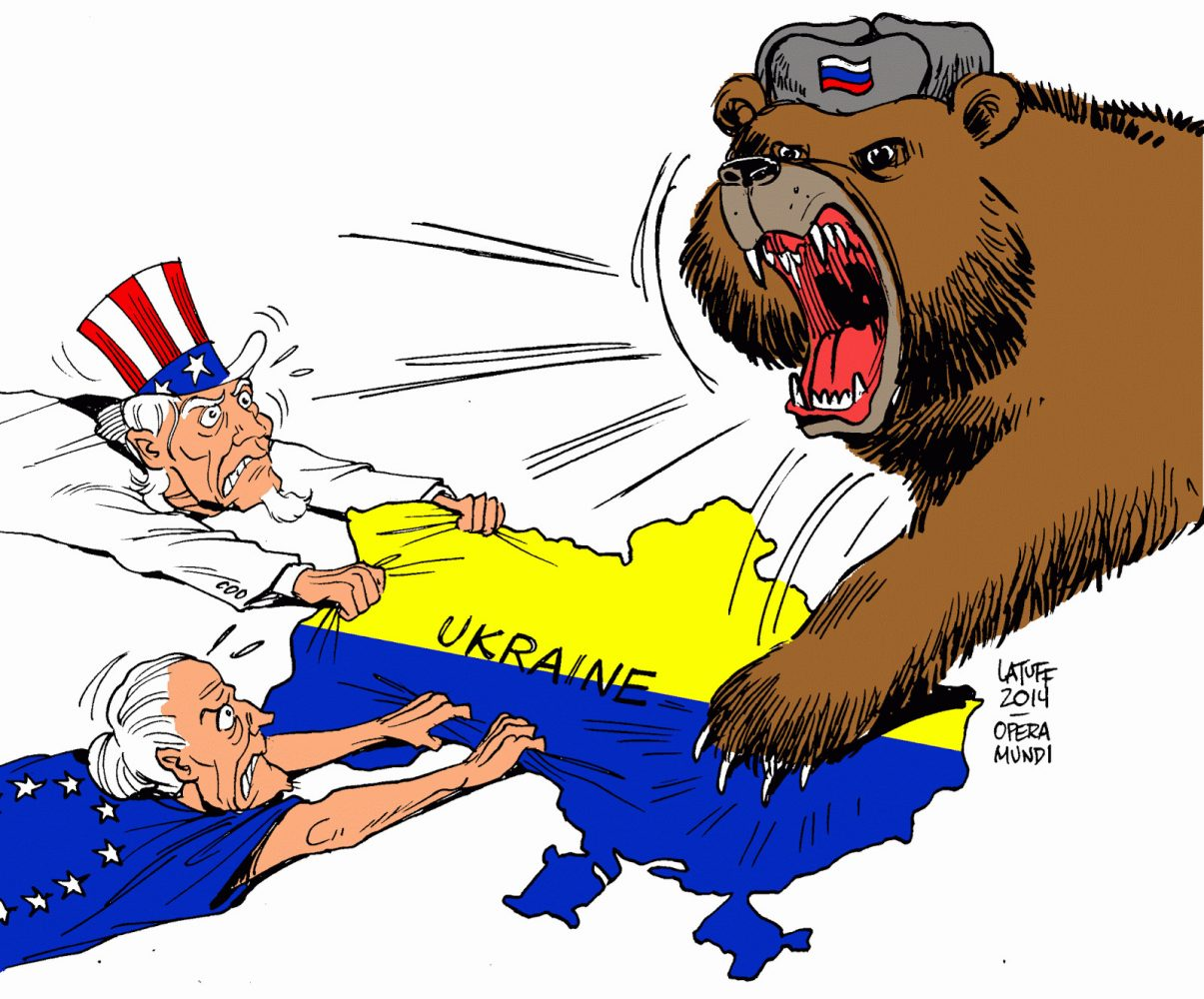 Bătălia pentru Ucraina