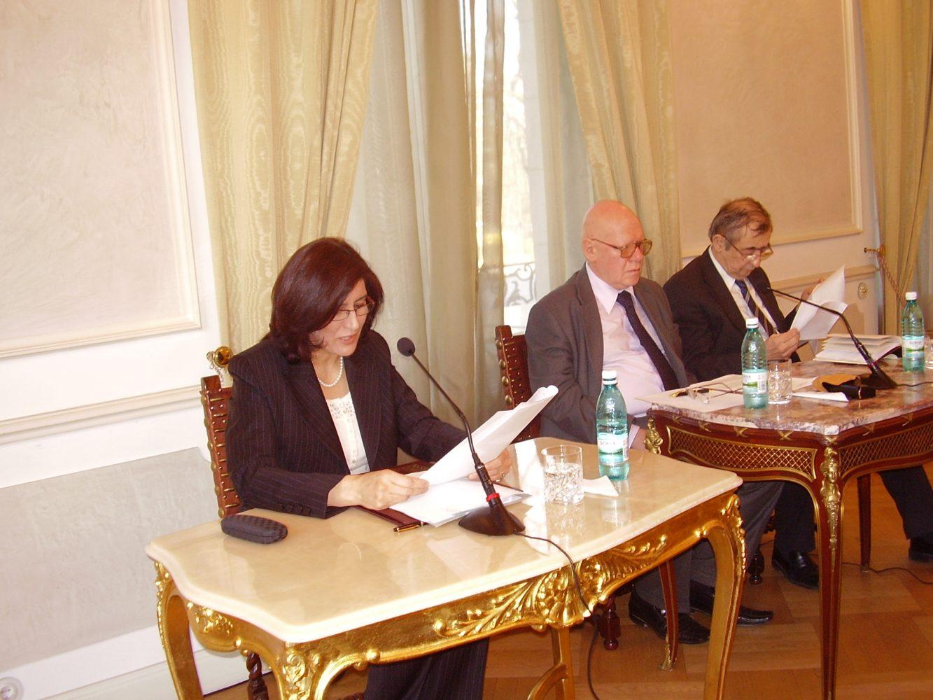 """Conferinţa """"Alianţa civilizaţiilor şi dialogul intercultural"""""""