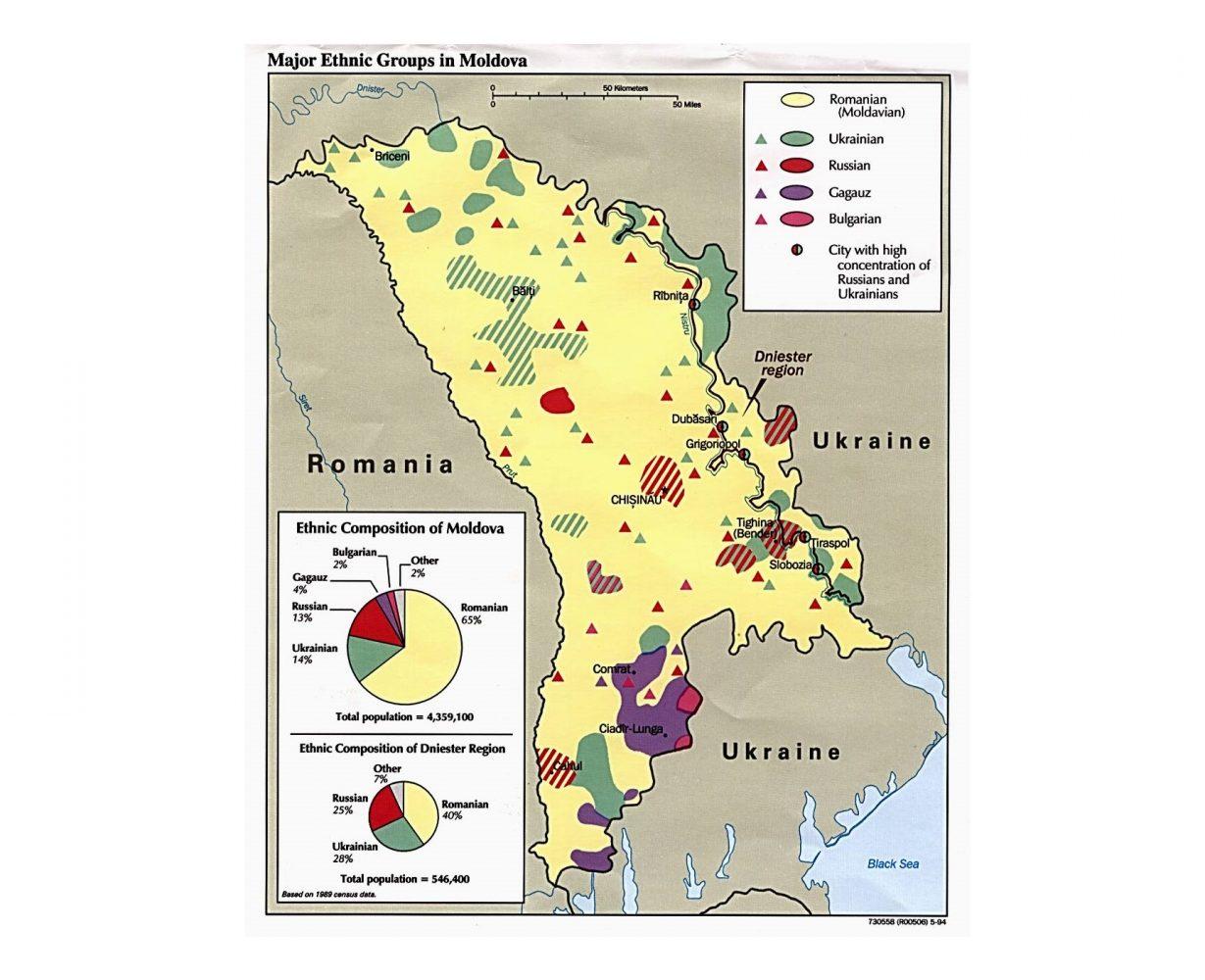 Strategia răsăriteană din politica externă a României și cea față de minoritățile rusofone din spațiul de interes național. Cazul Republicii Moldova