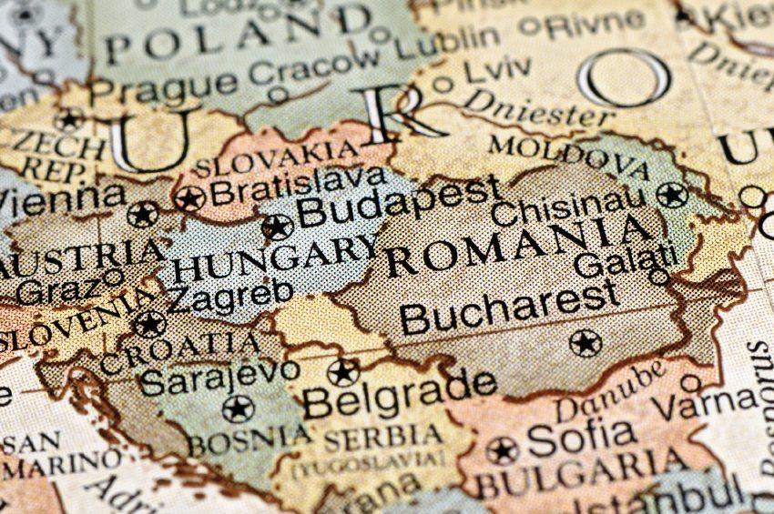 Câte viteze are Europa Centrală?
