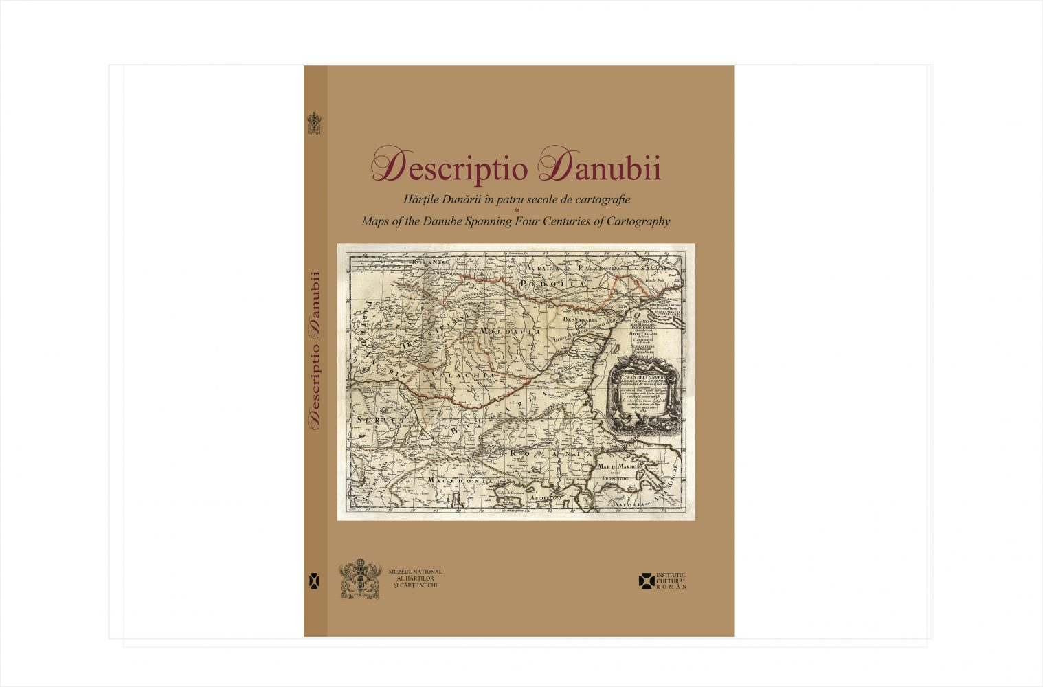 """Lansarea albumului """"Descriptio Danubii. Hărțile Dunării în patru secole de cartografie"""""""