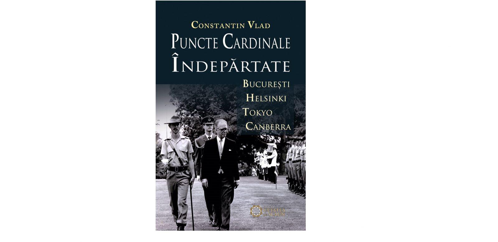 Puncte cardinale îndepărtate. Bucureşti, Helsinki, Tokyo, Canberra