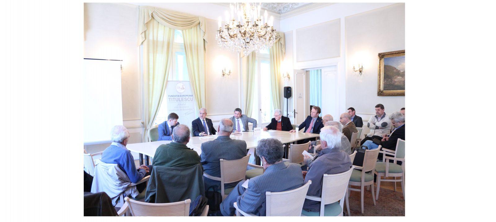 Masa Rotundă – Istoricii și Marea Unire: perspective, idei, propuneri