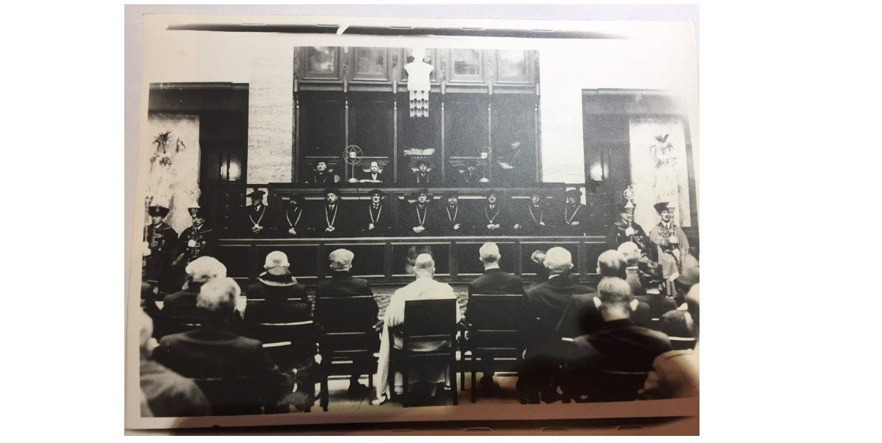 Titulescu – 80 de ani de la acordarea, la Bratislava, a titlului de Doctor honoris causa