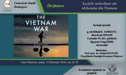 Lecțiile neînvățate ale războiului din Vietnam