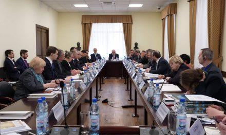 """Conferința cu tema """"Statul și Biserica în tradițiile română și rusă"""""""