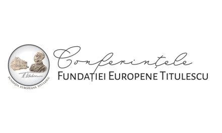 Conferințele Fundației Europene Titulescu