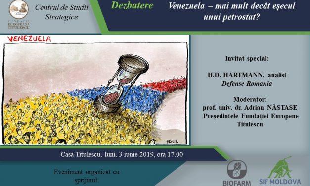 Venezuela – mai mult decât eșecul unui petrostat?