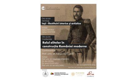 Conferințele Fundației Europene Titulescu – Iași