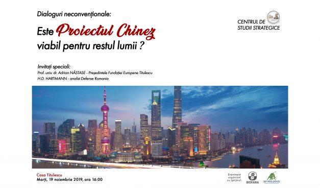 Este Proiectul Chinez viabil pentru restul lumii?