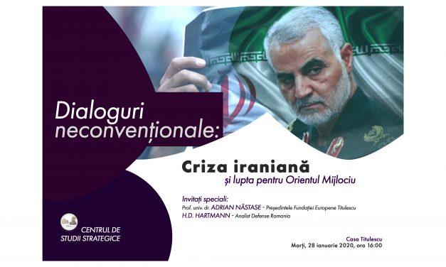 Criza iraniană și lupta pentru Orientul Mijlociu