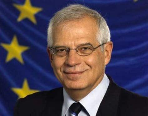 Josep Borrell la reuniunea anuală a diplomației germane
