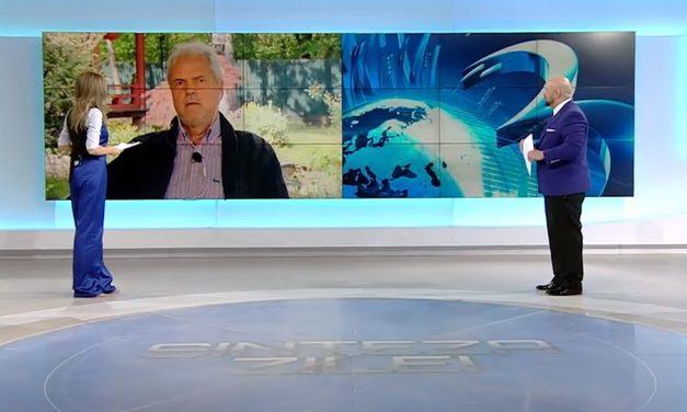 Emisiune Antena 3 – Ana-Maria Bujor si Alexandru Ganci, invitat: Adrian Năstase