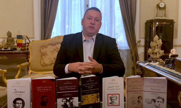 """Prezentare de carte – Colecția """"Biblioteca Gramsciana"""""""