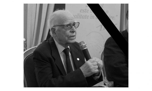 A murit ambasadorul Constantin VLAD